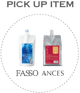 PICK UP ITEM FASSO / Ances